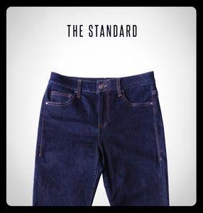 BNWT Lularoe Dark wash skinny jeans